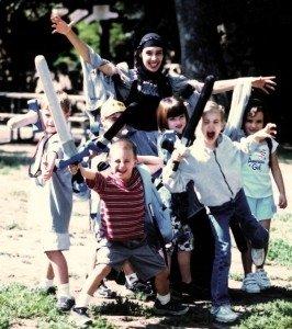 Fun outdoor summer camp for kids - Adventure Quest