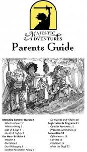 Parents Guide