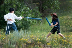 Outdoor active camps for kids