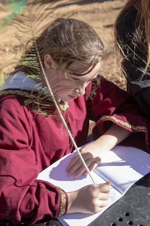 Creative Writing Program for Teens